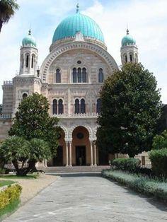 Sinagoga and Museo Ebraico, Rome, Italy