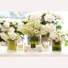 #wedding #Fleria Wedding table decoration by Fleria Team.. www.fleria.gr