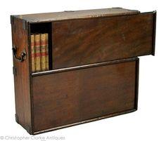 Campaign Book Cabinet