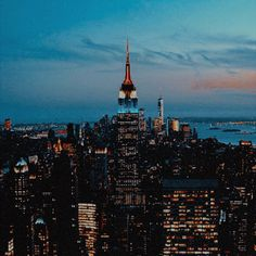 Empire State Building, Hamilton, Alaska, New York Skyline, Travel, Viajes, Destinations, Traveling, Trips
