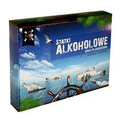 Gra Statki alkoholowe to gra planszowa oparta na regułach klasycznej gry w statki. Różnica jednak polega na tym, że statki tworzą ustawione na planszy kieliszki.
