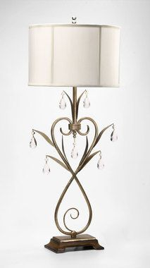 Iron & Wood Collection | Table Lamps | Sommer