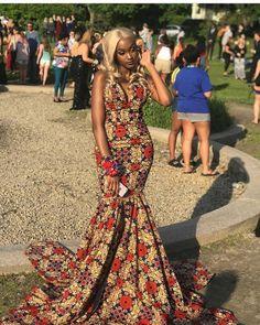 afrikanische kleider The best of Ankara Styles - African Fashion Ankara, Latest African Fashion Dresses, African Print Fashion, Africa Fashion, African Wear, African Attire, African Outfits, African Prom Dresses, Ankara Dress Styles