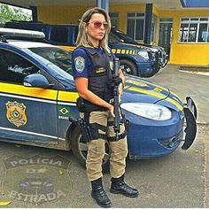 Police Women ❤