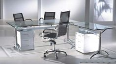 office desk glass. Perfect Office Glass Furnitures Add Style To Your Homes And Office Desk V
