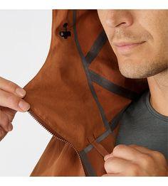 Techwearist — mrwhites: All heil Veilance. Crepe'd textiles...