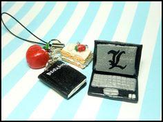Death Note L & Light  Etsy.