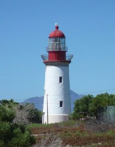 Robben Island Light South Africa  Creative Commons photo by Danie van der Merwe