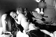 Bittersweet (Romy Schneider and her daughter Sarah...