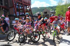 Stars & Guitars: New And Improved Of July Celebrations At Keystone This Summer! – Keystone Vacation Rentals By SummitCove Property Management Free Activities, Summer Activities, New Independence Day, Bike Decorations, Bike Parade, Moon Cafe, Keystone Resort, Lakeside Village, Colorado Wildflowers