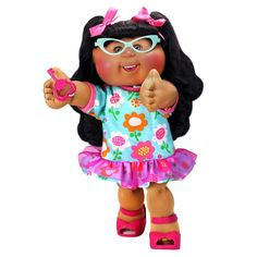 Cabbage Patch Kids 14 African American Boho Fashion