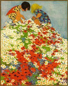 Maginel Wright Barney via Children's Imaginative Illustrations