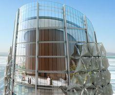 edas clads al bahr towers with dynamic shading device l aedas al bahr towers, Abu Dhabi l  designboom