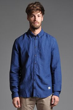 Suit Jerry Shirt Dark Blue