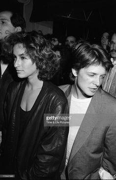 Michael J. Fox and Jennifer Grey 1986 Michael J Fox Young, Michael J. Fox, Jennifer Grey, Dancing Baby, Dirty Dancing, Celebrity Couples, Celebrity News, American Legend, Badass Women