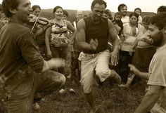 gypsy-men-dancing by Somewhere Different, via Flickr