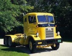 1956 H63 Mack Truck