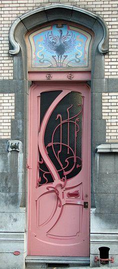 Brussel - Bellevuestraat 44 by Geert Schotanus, via Flickr