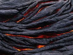 Rope Lava, Hawaii