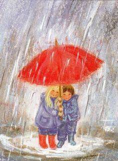 Marjan van Zeyl - Onder moeders paraplu