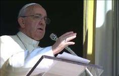 Pescatori di uomini: Papa Francesco: Francesco all'Angelus: non dialogh...