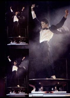 Off The Wall :) The King of Style, Pop, Rock and Soul! | Michael Jackson Photo Collage & Montages that I love! - by ⊰@carlamartinsmj⊱