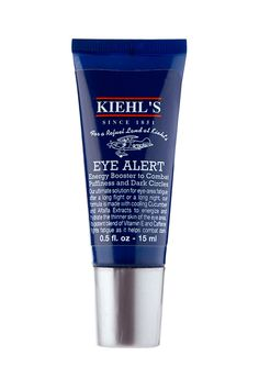The Best Eye Creams To Get Rid Of Puffiness & Dark Circles #refinery29  http://www.refinery29.com/best-under-eye-cream#slide1  Technically, this is marketed to dudes, but we don't discriminate by gender: A good beauty product is a good beauty product. Made with caffeine and vitamin E, it energizes your undereye area and gets rid of puffiness lickety-split. A dab of this followed by a brightening concealer is our secret weapon for looking awake after a long night out.
