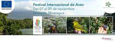 Evento de Día Internacional de las Aves Migratorias Festival Internacional de Aves; Granada, Nicaragua.  International Migratory Bird Day event International Bird Festival; Granada, Nicaragua.  #BirdDay