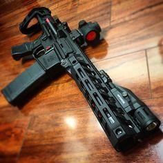 AR Pistol, Fortis Rev Rail.