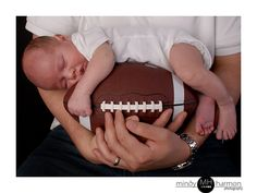 Baby boy photo idea!....of course, if I had a grandson, this would be with a basketball!
