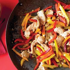 Fresh ingredients, some quick prep, and a hot skillet or wok are all you need for a great stir-fry.