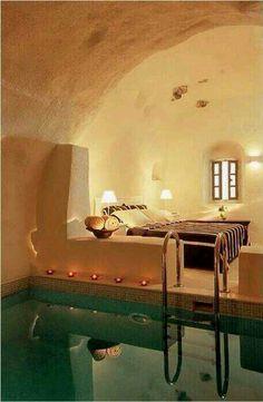 Pool in room!