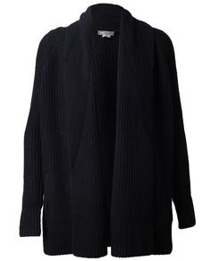 Ribbed Yak Wool Cardigan by VINCE at Browns Fashion for £305.00