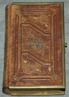 We've just started a collection of Antique Bibles