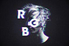 RGB  Glitch Photo FX