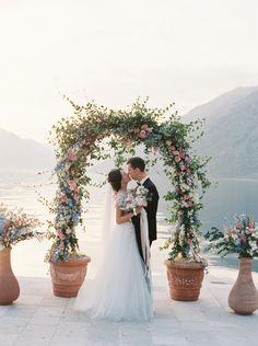Montenegro Bay of Kotor Wedding & pinterest wedding doors - Yahoo Search Results Yahoo Image Search ...