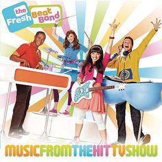 fresh beat band cd