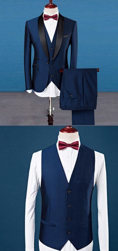 29 ideas for wedding suits men indian ideas Prom Tuxedo, Tuxedo Dress, Best Wedding Suits, Wedding Men, Bal Smoking, Groom Wedding Dress, Wedding Dresses, Designer Suits For Men, Tuxedo For Men