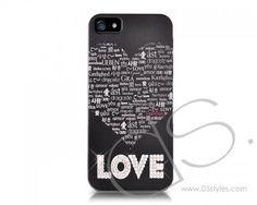 Borderless Love Bling Crystal Phone Cases - Black  http://www.dsstyles.com/iphone-5-cases/borderless-love-bling-crystal-phone-cases-black.html