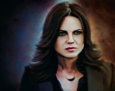Awesome Regina (Lana) Once S4 in awesome art
