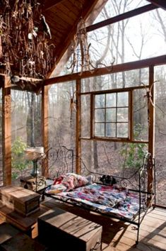fine 40 Reading Nooks for Nature Lovers