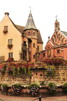 Colmar or Freiburg/Black Forest Suggestions? The Beautiful Country, Beautiful World, Beautiful Places, Alsace, Places In Europe, Places To Travel, Great Places, Places To See, Travel Around The World