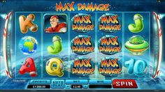 has recently launched Max Damage and Alien Attack, a space-tacular slots game featuring the space hero Max . Win Online, Best Online Casino, Online Casino Bonus, Slot Online, Las Vegas Slots, Vegas Casino, Free Slots Casino