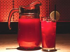 Watermelon Agua Fresca, Drink For The Summer that looks and sounds amazing!