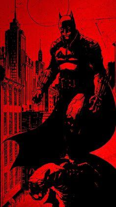 Batman Artwork, Batman Comic Art, Im Batman, Batman Arkham, Dc Comics Art, Marvel Dc Comics, Batman Universe, Batman The Dark Knight, Dark Fantasy Art