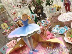 Η βάπτιση της Θάλειας #nikolas_ker baptism, girl, vaptisi, sweets, cupcakes , cookies