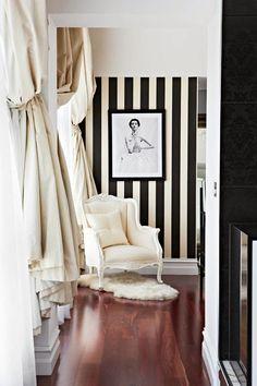 Изысканная женственность в дизайне интерьера квартиры модного иллюстратора Megan Hess
