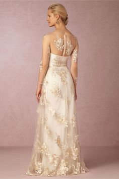 Julianna Gown in Bride Wedding Dresses at BHLDN