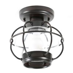 Found it at Wayfair - Maxim Lighting Portsmouth Outdoor Flush Mount Outdoor Ceiling Lights, Semi Flush Ceiling Lights, Outdoor Wall Lantern, Flush Mount Lighting, Outdoor Wall Lighting, Outdoor Walls, Wall Sconce Lighting, Indoor Outdoor, Copper Lighting