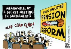 A Hedge-Fund Billionare From Texas is Waging War On California Pensions